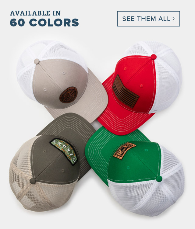 Available in 64 Colors