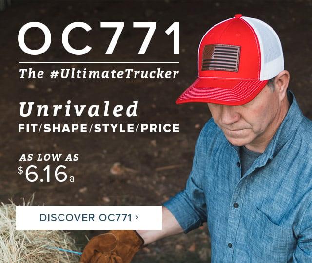 Meet Americas New Favorite Trucker - OC771