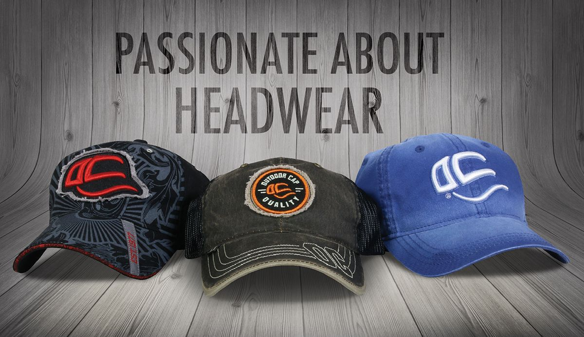OUTDOOR CAP-PASSIONATE ABOUT HEADWEAR
