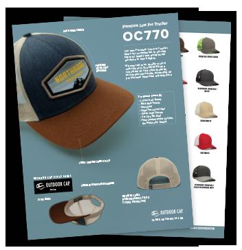 Sales Flyer (OC branded, no pricing)